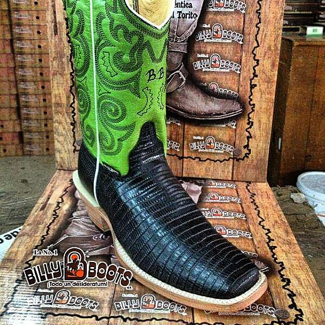 Lizard Skin Handmade Cowboy Boots – Billy Boots Cowboy